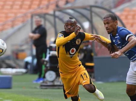Kaizer Chiefs Head Coach Breaks Good News ahead Cape Town City. See this