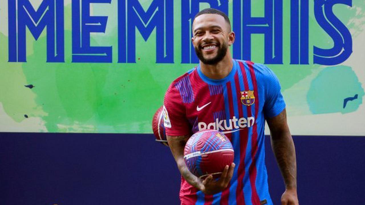 Barça : la presse espagnole s'enflamme déjà pour Memphis Depay