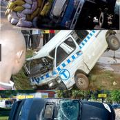 Drivers, Before You Start Driving Carelessly, Take A Look At These Pictures