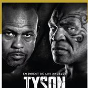 Grand rendez-vous sportif: A 54 ans, Mike Tyson affrontera Roy Jones sur le ring le samedi prochain