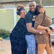 Photos Of Actor Femi Adebayo With Funmi Awelewa, Iya Rainbow, Afolayan And Others In The Industry