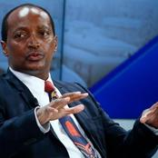 Motsepe to move CAF headquarters to JHB, should this happen...