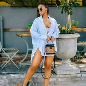 Classy ideas on how to rock your shirt dress to look good and pretty