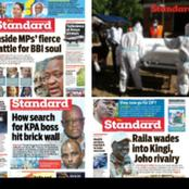 Newspapers Headlines Review For 14 April