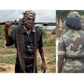 Gunmen Abduct Military Lady, 2 Others On Ibadan/Ijebu Ode Road