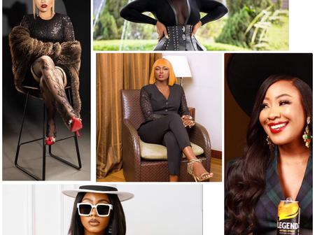 Among these Big Brother Nigeria contestants, who rocked the boss lady look the best.