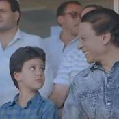 الطفل الذى ظهر مع الزعيم فى