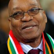 Former President Jacob Zuma Has Been Served With A Summon.