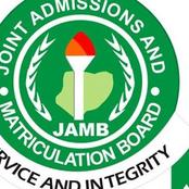 JAMB finally gives update on the sale of UTME registration form for 2021 UTME candidates