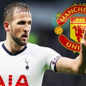 Manchester Utd Handed A Boost In Signing Tottenham Hotspur Striker Harry Kane This Summer