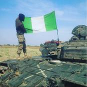 42 Pictures of Nigerian troops to see