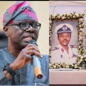 See What Governor Sanwo-Olu Said He Would Do For Late Military Governor Of Lagos, Ndubuisi Kanu