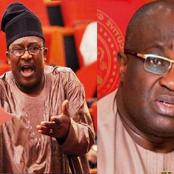 After Senator Adeyemi Called Abia State Governor A 'Drunkard', See What Ikpeazu Did Again (Video)