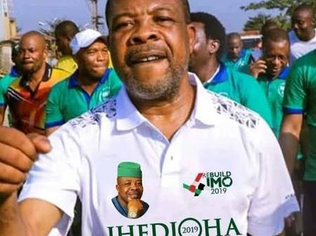 Opinion: As they gathered to remove Ihedioha, they gather again to reinstate him