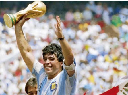 Chinese FA mourns football great Diego Maradona