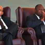 Betrayal! Jacob Zuma Reacts Angrily, After Ramaphosa Announces This Good News To All Unemployed.