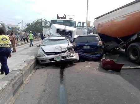 Reckless Nigerian drivers kill more than Boko Haram and Fulani Bandits