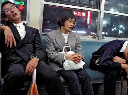 Why people say Japan is depressed nation