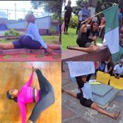 Meet This Beautiful And Flexible Contortionist, Mia Bassey