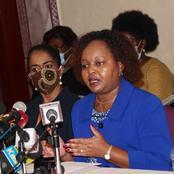 """Hatutakula BBI,"" Waiguru's Statement Backfires Badly as Angry Kenyans Tell Her Off"
