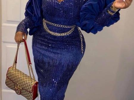 Unique Lace Aso Ebi Style Collection For Gorgeous And Fashionable Ladies.