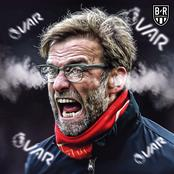 Jurgen Klopp has suffered most from VAR overturn decision this season than any other