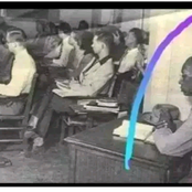 Sad Story of How The First Man to be Admitted in an American University Was Made to Sit Alone