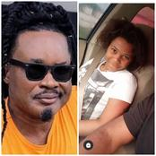 Check Out Lovely Photos Of Actor Jerry Amilo And His Daughter Called Princess Beyonce