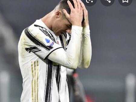 Ronaldo furious as he throws his shirt on the ground in Juve win over Genoa