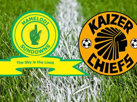 Kaizer Chiefs battles it out with Mamelodi Sundowns for a star player