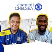 Blues Corner: Antonio Rudiger