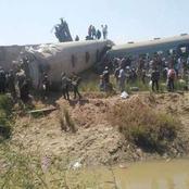 النيابة العامة تكشف مفاجأة عن أسباب حادث قطاري سوهاج بالصعيد