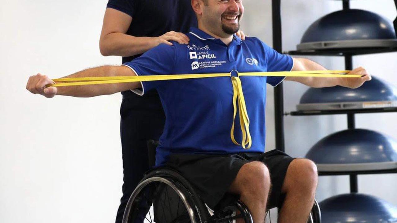 Cyril Catala, un pro de la forme olympique