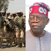 Today's Headlines: Yahaya Bello, Military Forced Northern Traders To Suspend Strike, Tinubu Reacts To EFCC Probe