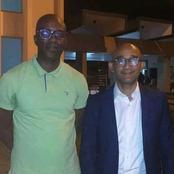 Une photo du fils de Gbagbo et du petit-fils d'Houphouët sème de l'espoir dans les coeurs!