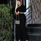 See Photos Of Nollywood Actress Daniella Okeke Slaying Like The Queen She Is