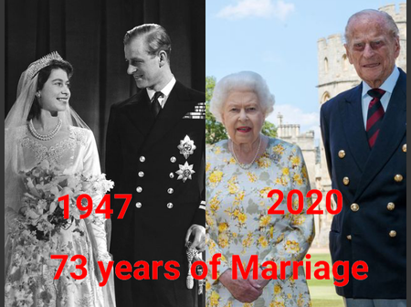 RIP Prince Philip: Check Out 40 Cute Pictures Of The Royal Couple Who Were Married For 73 Years