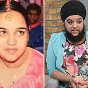 Meet Harnaam Kaur, The Youngest Woman In The World To Have A Full Beard