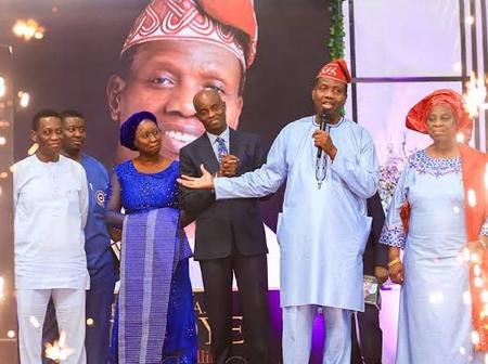 Check out photos of the beautiful family of pastor Enoch Adejare Adeboye.