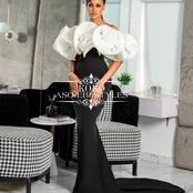 Check out These 5 Jaw dropping Aso Ebi Gown Styles that are so on point