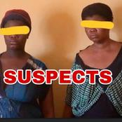 See What 2 Igbo Women Did to a 10-Year-Old Househelp That Got Them Arrested
