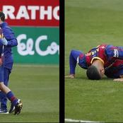 More sad news for Barca after Sevilla win: Two Senior players suffer nasty injury