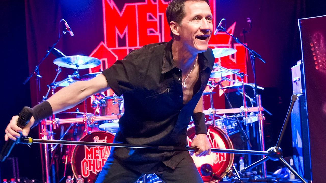 Metal Church lead singer and heavy metal icon dead at 55