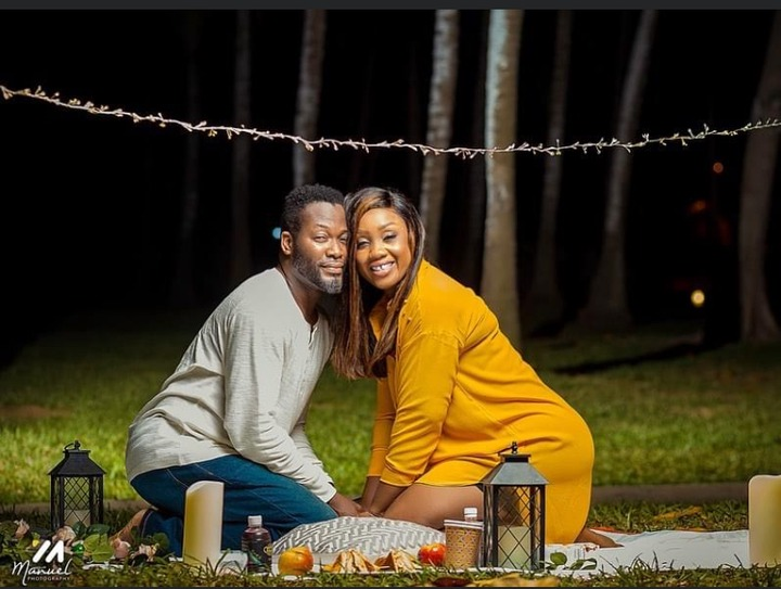 e61e708e73e241fc83d84d1f9e9c3608?quality=uhq&resize=720 - Adjetey Anang and wife storms social media with beautiful photos to celebrate 14th marriage anniversary.