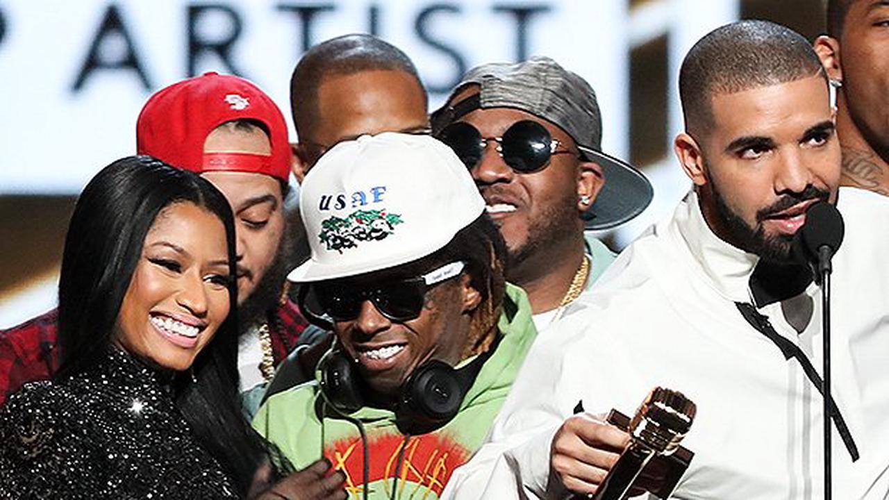 Nicki Minaj Reunites With Drake & Lil' Wayne For 'Seeing Green' On New Mixtape 'Beam Me Up Scotty'