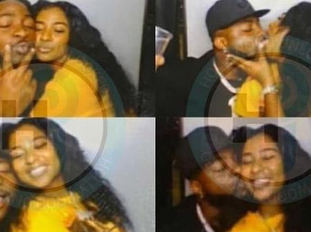 Davido Can Never Cheat On Chioma, Those Pictures Are Definitely From A Movie Scene - Man Says