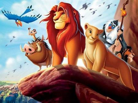 Meet The Real Characters Behind 'The Lion King' Animated Movie (Photos)