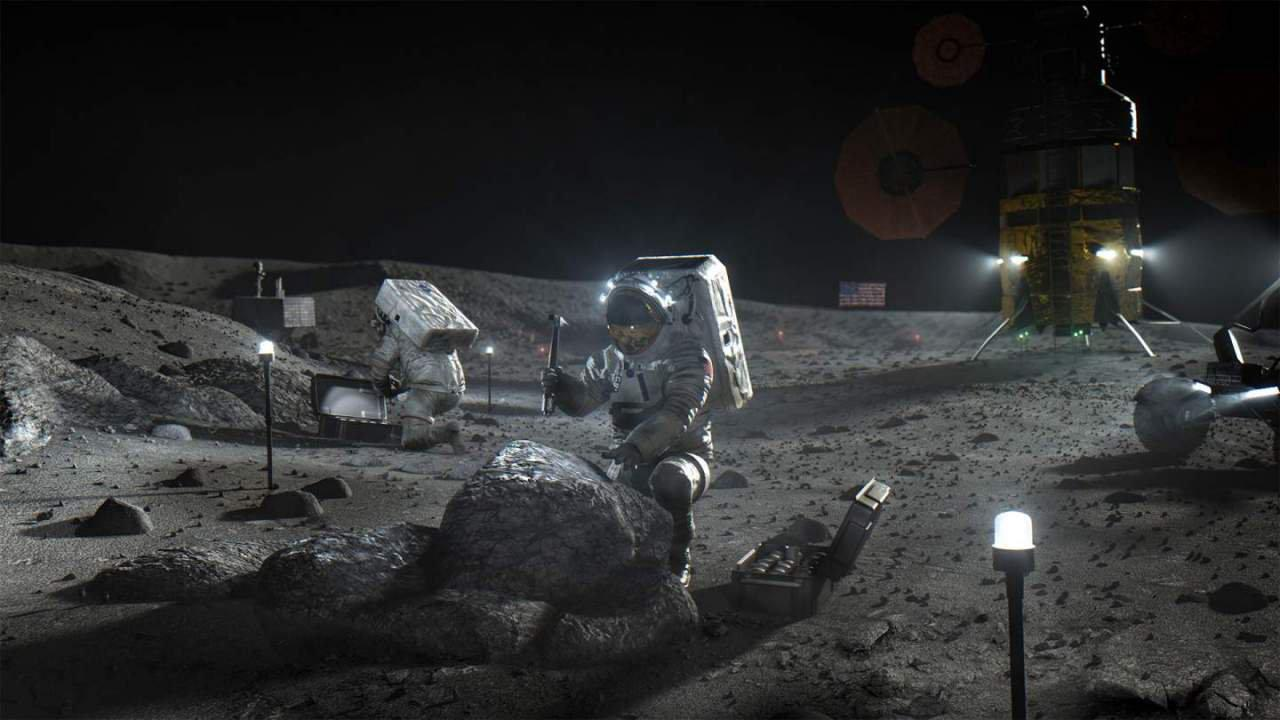 Artificial Intelligence Spots Over 100,000 Previously Undetected Impact Craters On The Moon