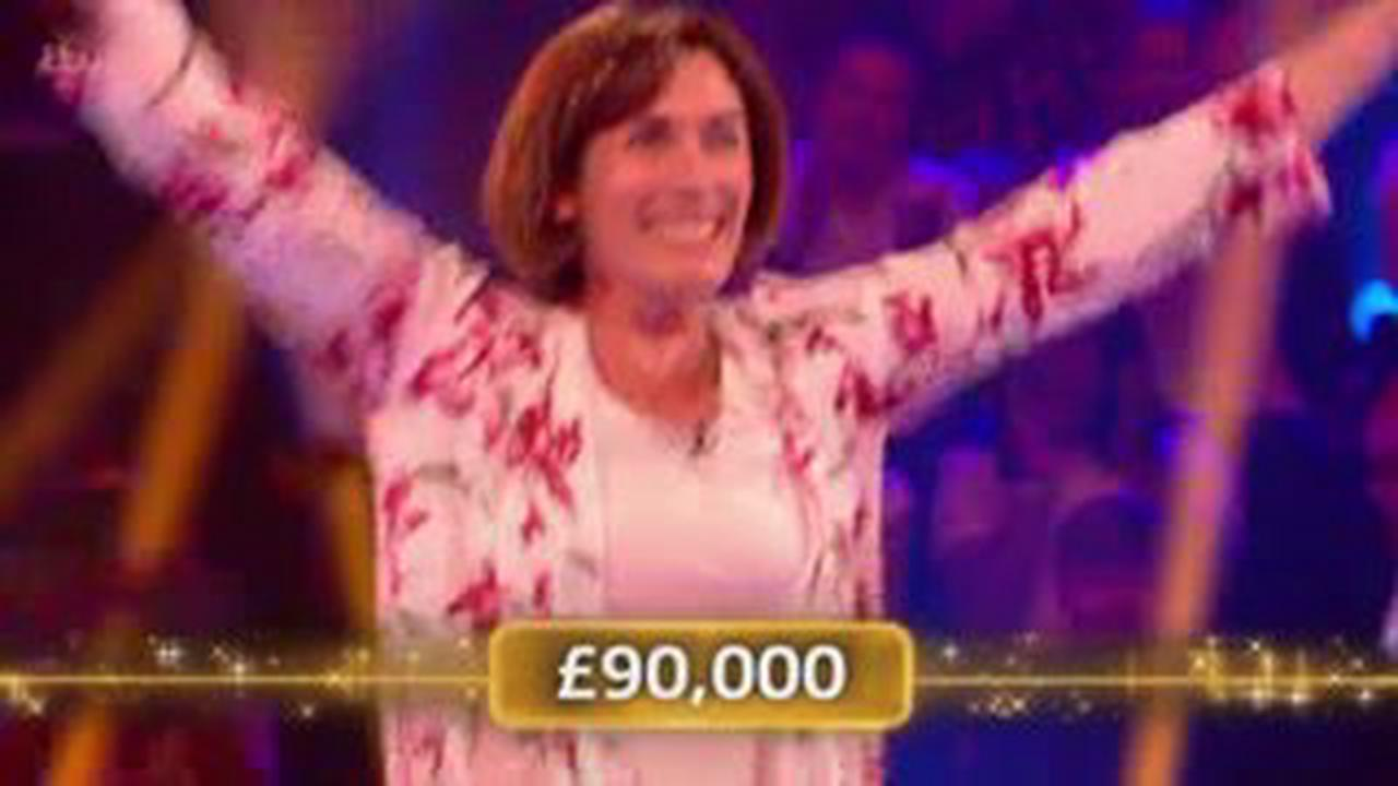 'Sensational!' Bradley Walsh gobsmacked as contestant wins £90,000 against The Chasers