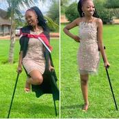 Even With Their Disabilities, These Lovely Pictures Of Two African Ladies Will Inspire You